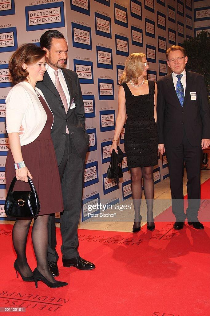 Alexander Graf von Sch?nberg und Prinzessin Irina von