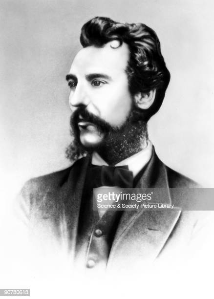 Alexander Graham Bell aged 29 inventor of the telephone After experimenting with various acoustic devices Bell produced the first intelligible...
