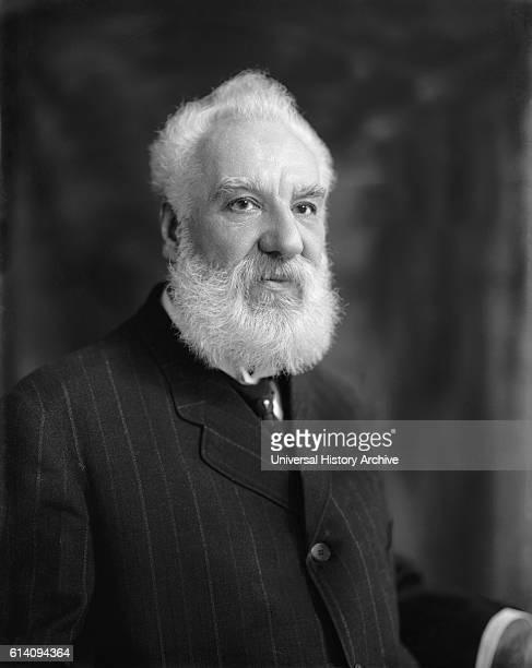 Alexander Graham Bell Portrait circa 1920