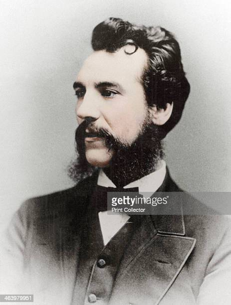 Alexander Graham Bell Scottishborn American inventor 19th century Bell who patented the telephone in 1876 as a young man