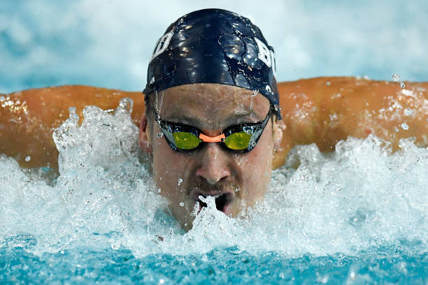 AUS: Australian Short Course Swimming Championships: Day 4