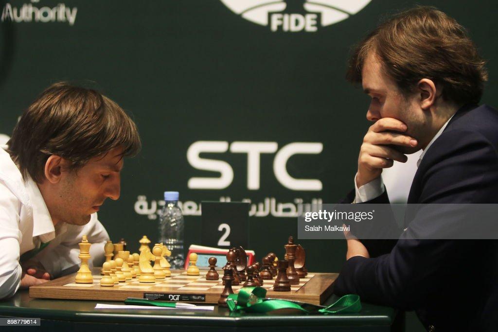 2017 King Salman World Rapid & Blitz Chess Championships - Day 2