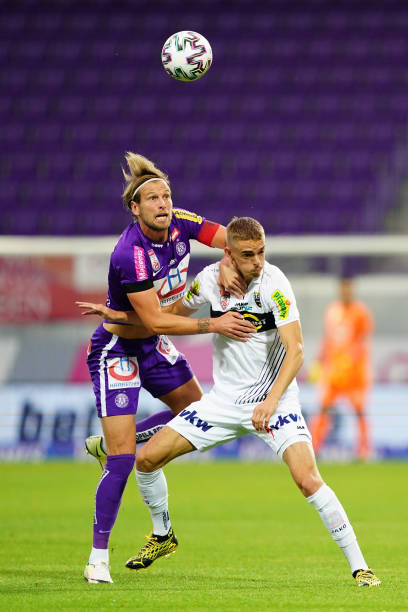 AUT: FK Austria Wien v Cashpoint SCR Altach - Europe League-Play-off