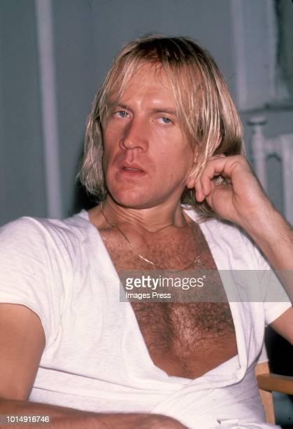 Alexander Gudonov circa 1984 in New York City