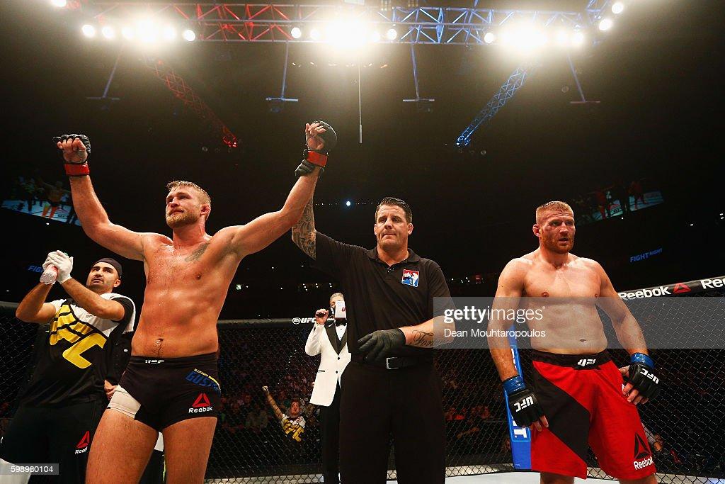 UFC Fight Night: Arlovski v Barnett