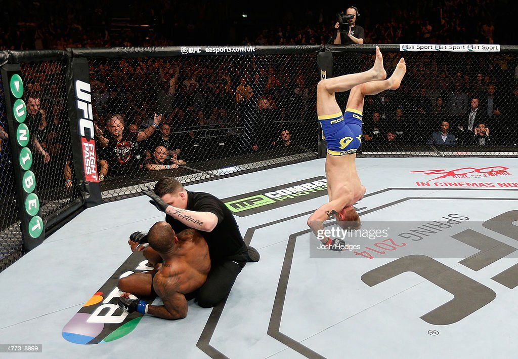 UFC Fight Night London: Gustafsson v Manuwa
