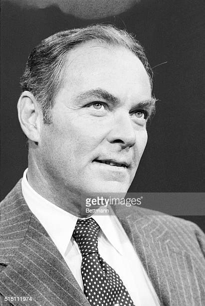 Alexander Haig White House Chief of Staff says May 5th that the Watergate inquiry may be creating 'injustice excesses and distortions which in effect...