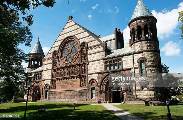 alexander hall - プリンストン大学 ストックフォトと画像