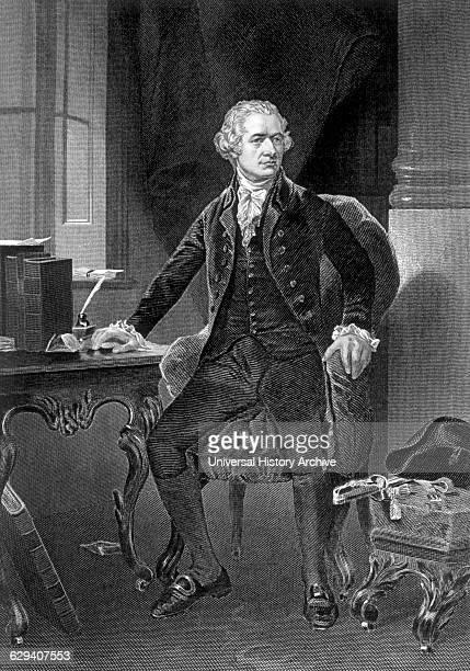 Alexander Hamilton Early American Statesman