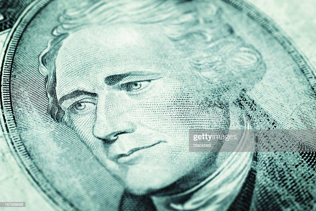 Alexander Hamilton : Stock Photo