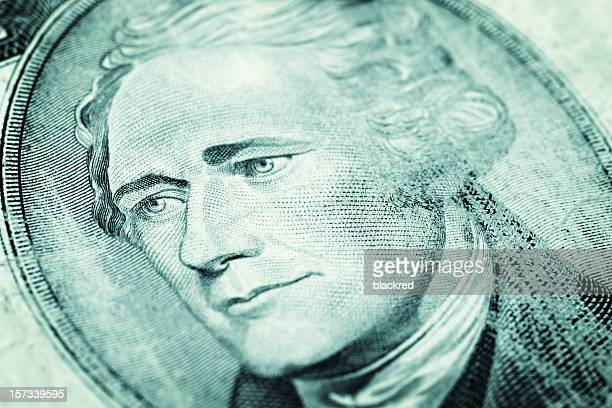 alexander hamilton - alexander hamilton stock photos and pictures