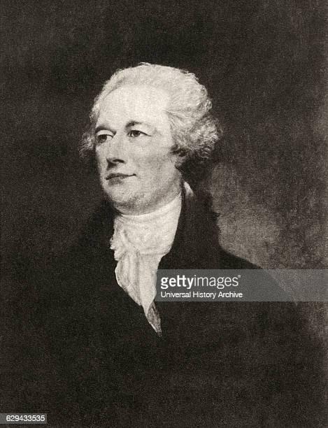 Alexander Hamilton Portrait Painting