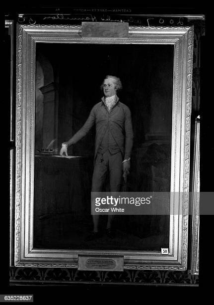 Alexander Hamilton was the first Secretary of the Treasury of the United States from 178995 and became the leader of the Federalists