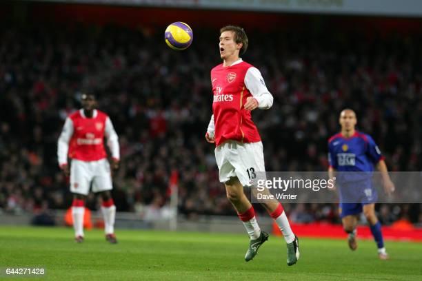 Alexander HLEB Arsenal / Manchester United Premier League Emirates Stadium Londres Photo Dave Winter / Icon Sport