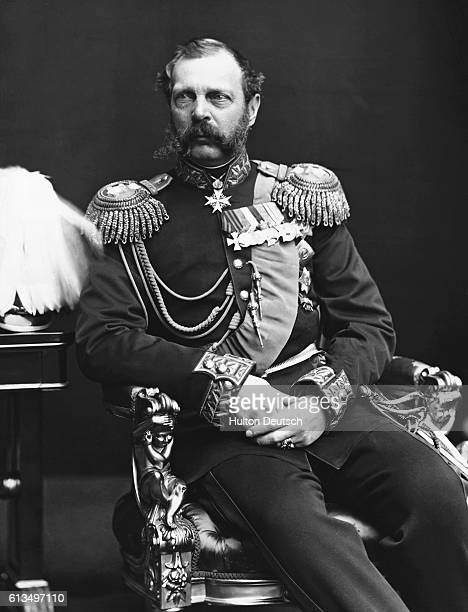 Alexander II Czar of Russia an active promoter of reform who was responsible for the abolition of serfdom in 1861