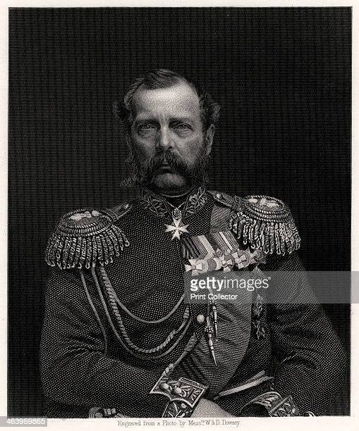 Alexander II Tsar of Russia 19th century Alexander was Tsar of Russia from 1855 Known as 'The Liberator' Alexander emancipated Russia's serfs in 1861...