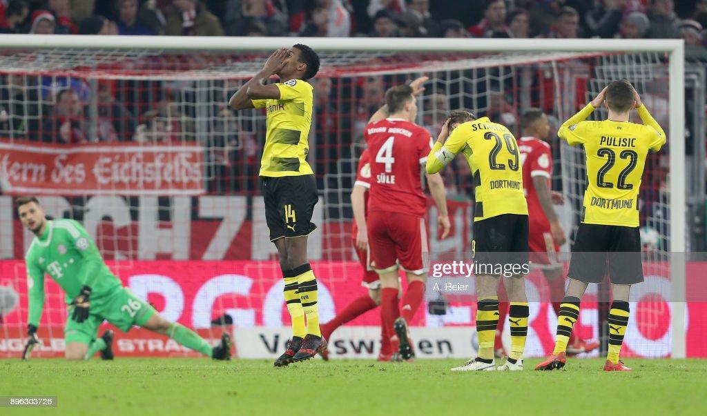 Bayern Muenchen v Borussia Dortmund - DFB Cup