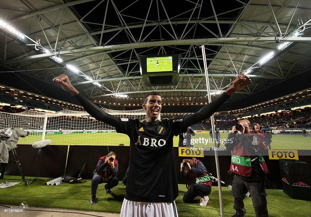 AIK v IFK Norrkoping - Allsvenskan : News Photo