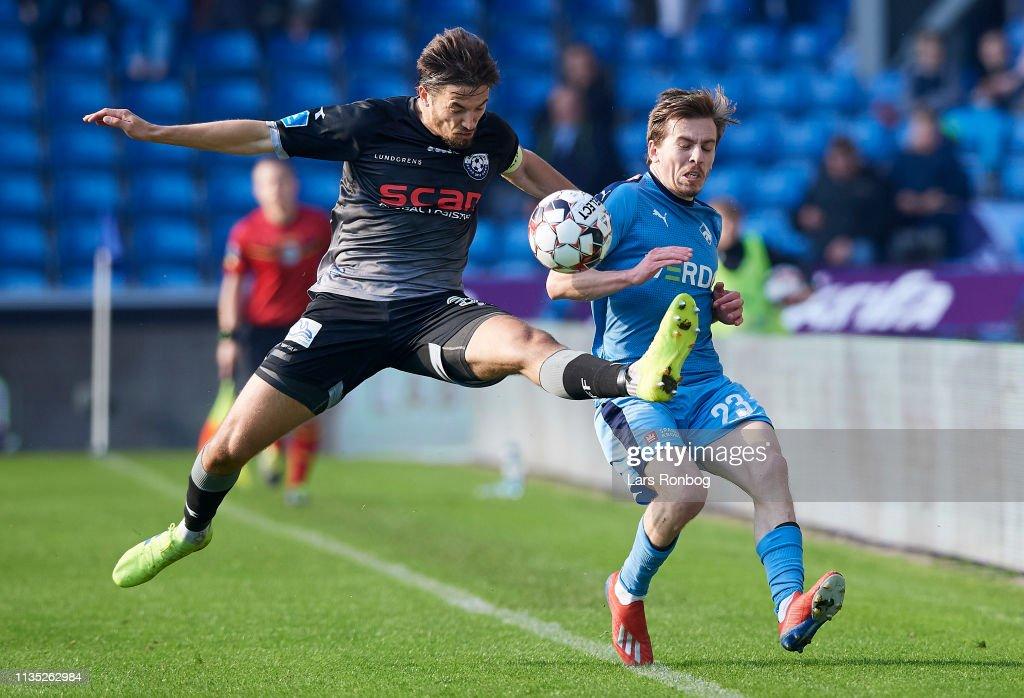 Randers FC vs Vendsyssel FF - Danish Superliga : Nachrichtenfoto