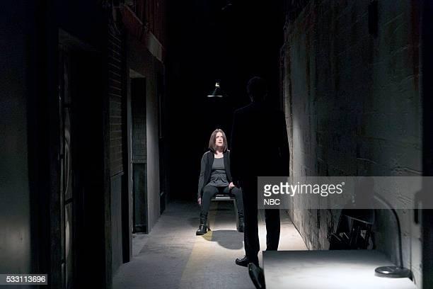 THE BLACKLIST Alexander Kirk Conclusion Episode 323 Pictured Megan Boone as Elizabeth Keen