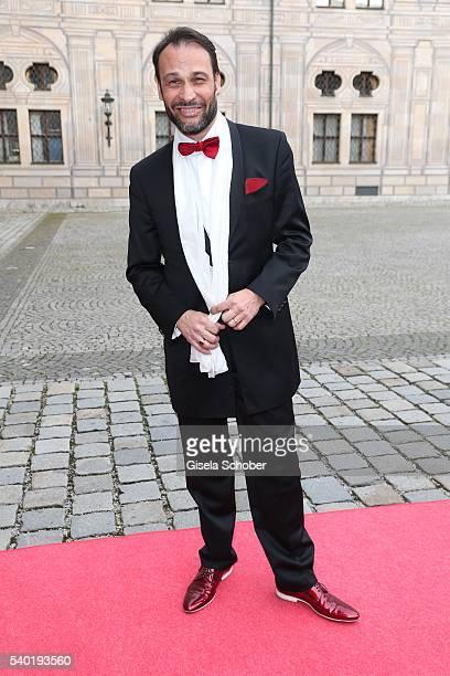 Alexander Klaus Stecher during a charity dinner hosted by AMADE Deutschland and Roland Berger Foundation at Kaisersaal der Residenz der Bayerischen...