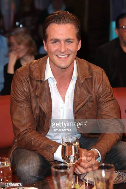 Alexander Klaws during the NDR talk show on June 21 2019 in Hamburg Germany