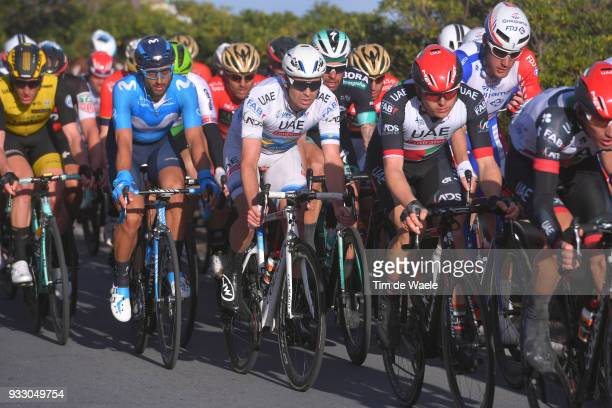 Alexander Kristoff of Norway and Team UAETeam Emirates / during the 109th MilanSanremo 2018 a 291km race from Milan to Sanremo on March 17 2018 in...