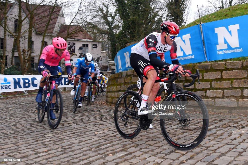 76th Omloop Het Nieuwsblad 2021 - Men's Race : ニュース写真
