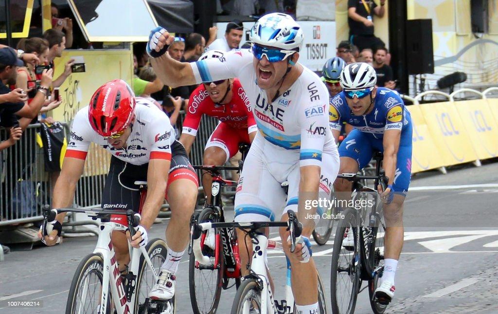 Le Tour de France 2018 - Stage Twenty One : ニュース写真