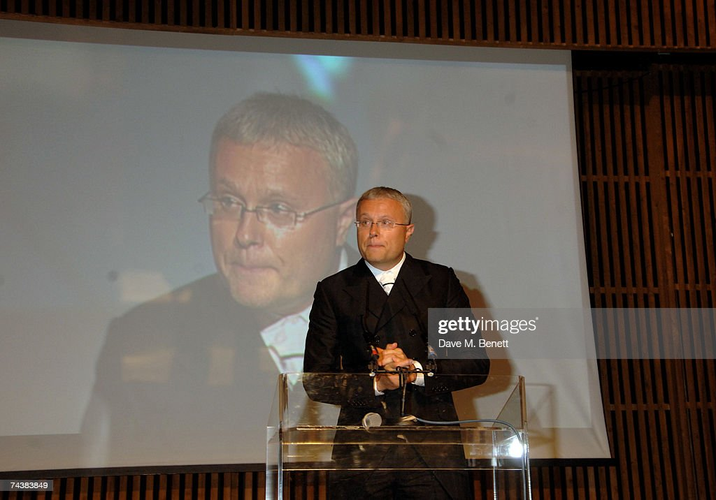 Alexander Lebedev attends the Raisa Gorbachev Foundation Party at Stud House, Hampton Court Palace on June 2, 2007 in Richmond upon Thames, London, England. The night is in aid of the Raisa Gorbachev Foundation - an international fund fighting child cancer.