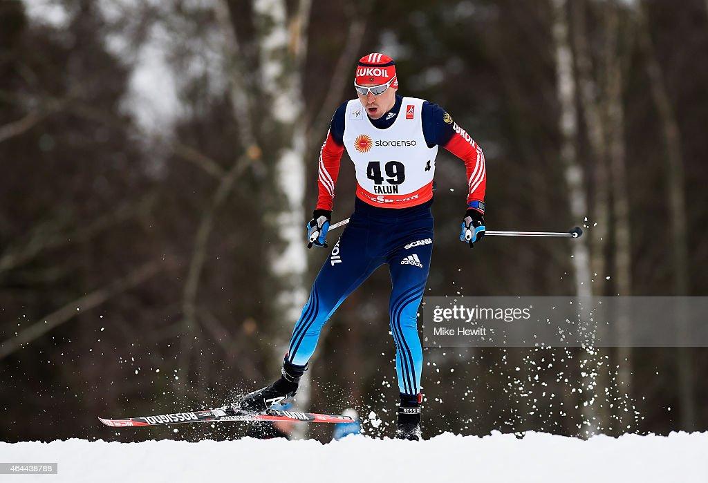 Cross Country: Men's Distance - FIS Nordic World Ski Championships