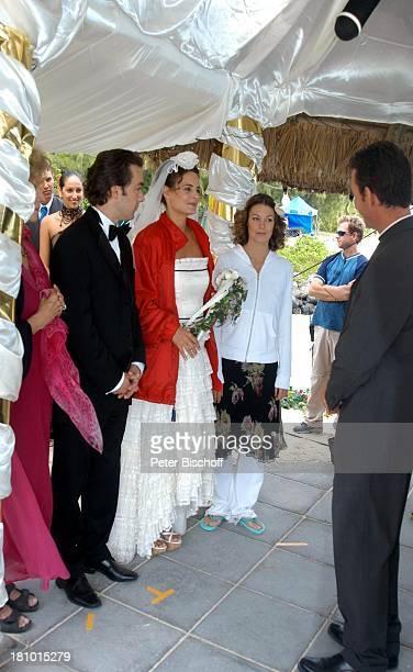 Alexander Lutz Elisabeth Lanz Elke Winkens Heio von Stetten ARDReiheTraumhotels 1Folge Sterne über Mauritius Hotel Dinarobin Le Morne/Mauritius...