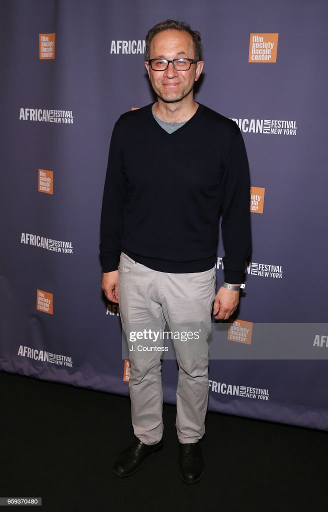 Alexander Markov attends the opening night of the 25th African Film Festival at Walter Reade Theater on May 16, 2018 in New York City.