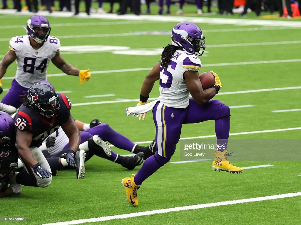 Minnesota Vikings v Houston Texans : News Photo
