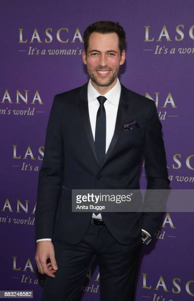 Alexander Mazza attends the opening of the 'Sound of Passion' exhibition at Hotel De Rome on November 30 2017 in Berlin Germany