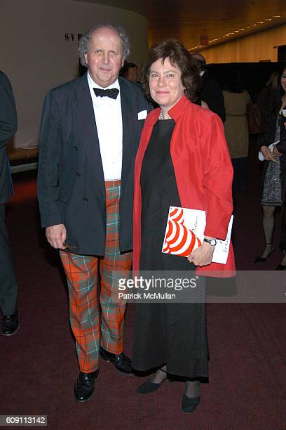 Alexander McCall Smith and attend 'AN EVENING OF READINGS' at LITERACY PARTNERS' Annual Gala Honoring Arnold Scaasi Liz Smith Parker Ladd at New York...