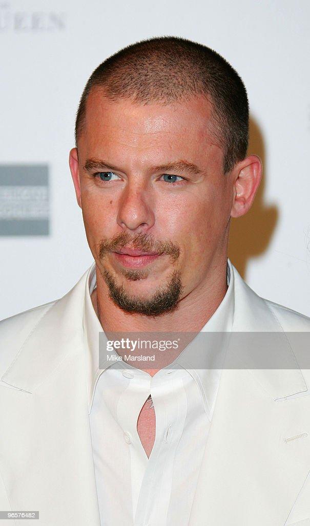 Alexander McQueen -  American Express Black Fashion Show - After Party : Nachrichtenfoto