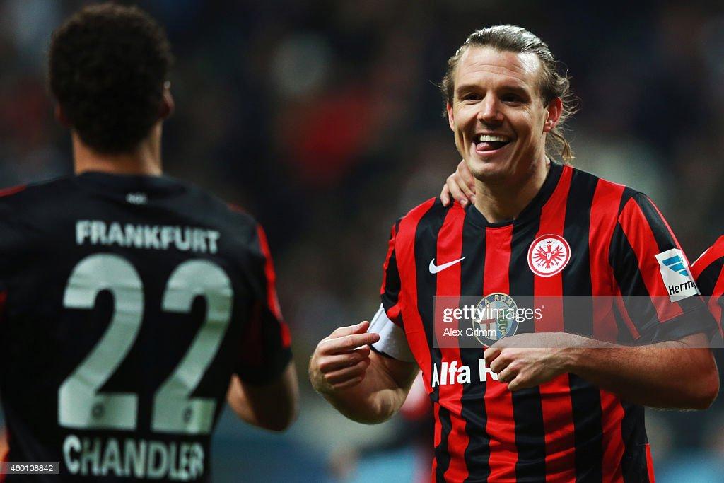 Eintracht Frankfurt v SV Werder Bremen - Bundesliga : News Photo