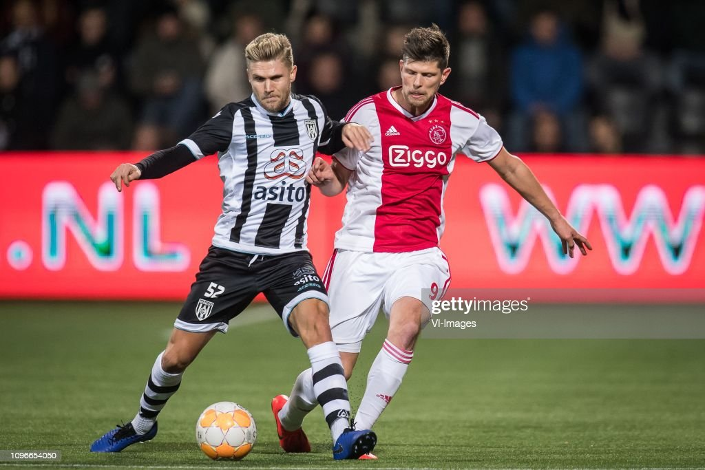 "Dutch Eredivisie""Heracles Almelo v Ajax"" : News Photo"