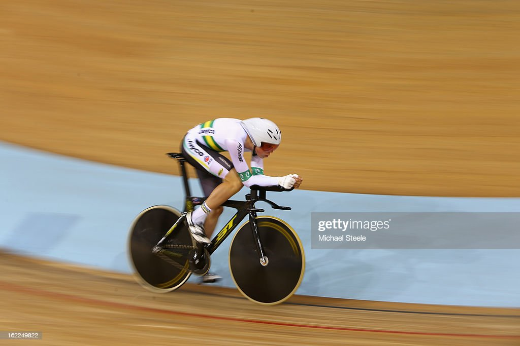 UCI Track World Championships - Day Two