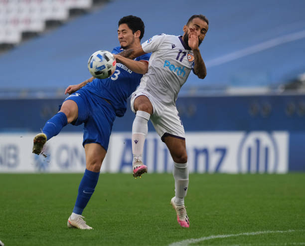 QAT: Shanghai Shenhua v Perth Glory - AFC Champions League Group F