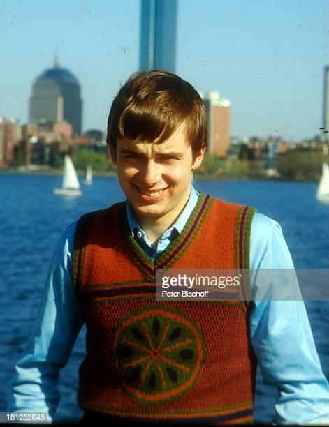 Alexander Nefedov Boston/Amerika/USA Skyline Wasser Promis Prominenter Prominente