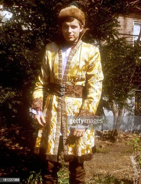 Alexander Nefedov Boston/Amerika/USA Tracht Kostüm Promis Prominenter Prominente