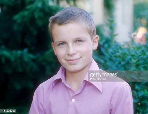 Alexander Nefedov Portrait geb 19 Juni 1961 Boston/Amerika/USA Promis Prominenter Prominente