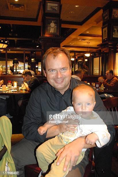 Alexander NefedovSkovitan Sohn George Restaurant Joe's Plymouth Massachussetts Nordamerika USA Amerika Kind