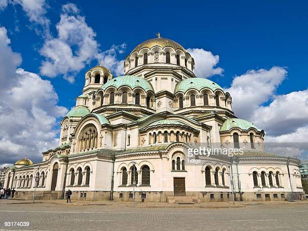 Iglesia de san alejandro Nevski