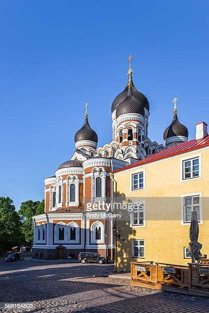 Alexander Nevsky cathedral in Tallinn