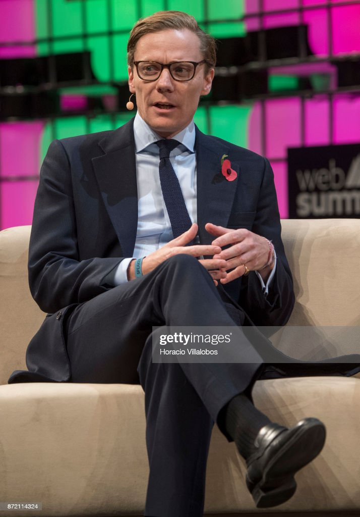 FILE: Cambridge Analytica's CEO Alexander Nix