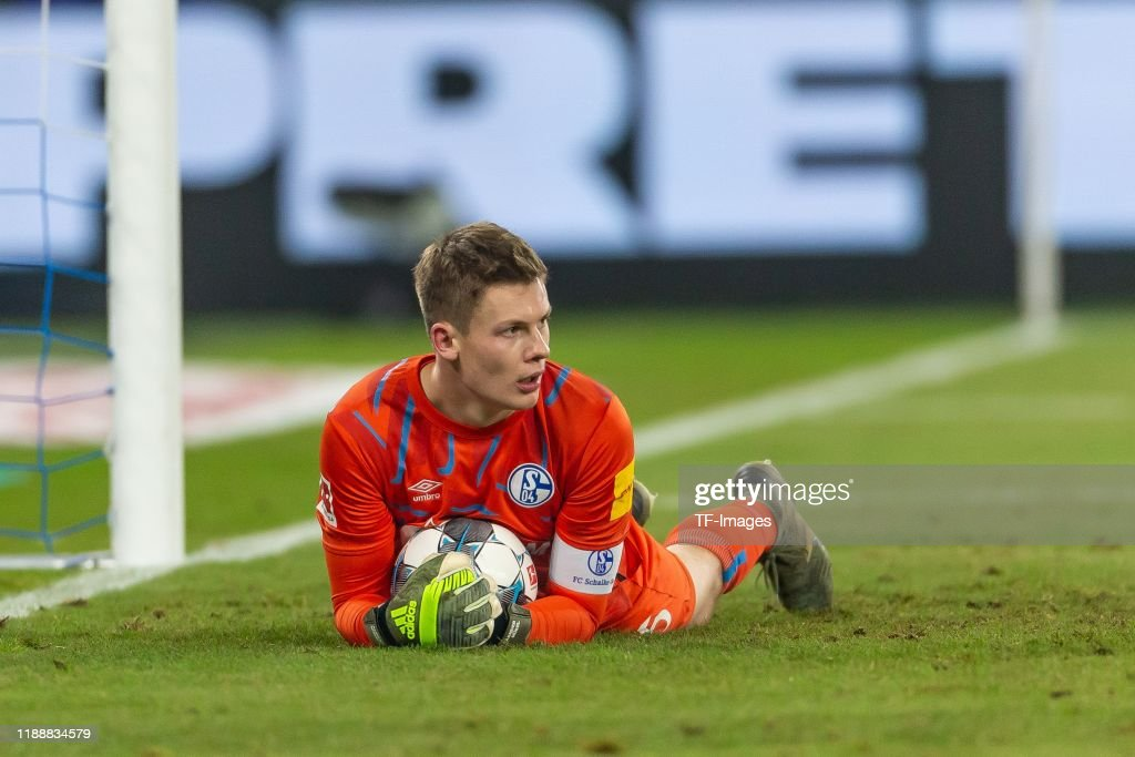 FC Schalke 04 v Eintracht Frankfurt - Bundesliga : News Photo
