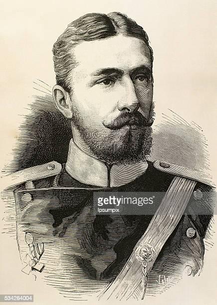 Alexander of Battenberg Prince of Bulgaria